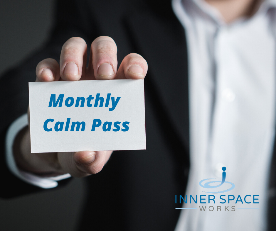 Creating calm in uncertain times – Online Mindfulness Top-up Sessions - Monthly Calm Pass